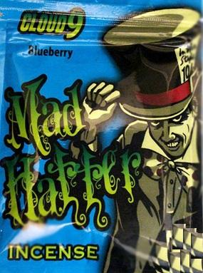 Mad Hatter Blueberry (4g)