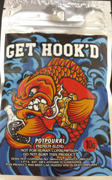 Get Hooked (10g)