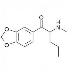 Pentylone (β-Keto-Methylbenzodioxolylpentanamine or bk-Methyl-K or bk-MBDP)