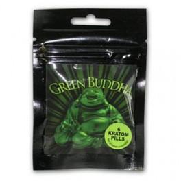 Green Buddha Kratom 6pills