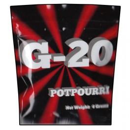 G-20 HERBAL POTPOURRI 4g