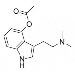 4-AcO-DMT, O-Acetylpsilocin, or 4-acetoxy-N,N-dimethyltryptamine