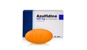 Azulfidine (Sulfasalazine)