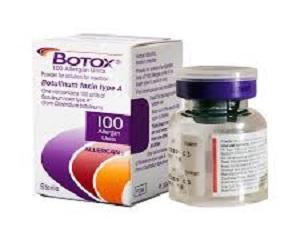 Botox 100iu per vial