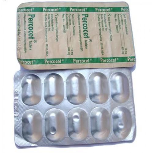 Percocet 10mg online (100 pills)
