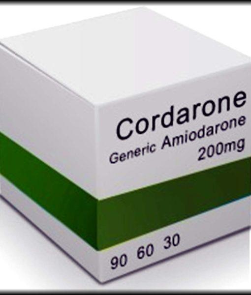Cordaron-Amiodarone HCl 200mg