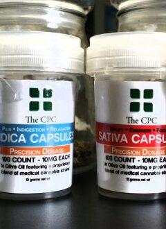 Sativa Capsules