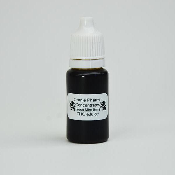 THC/Mint Flavour