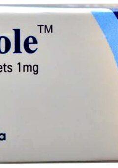 Anazole – Anastrazole – Arimidex