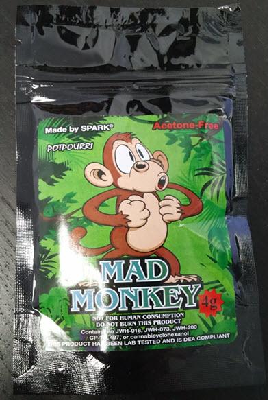 Mad Monkey (4g)