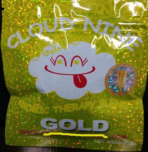 The Original Cloud Nine Gold (3g)