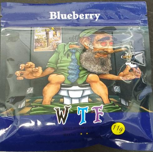 WTF Blueberry (11g)