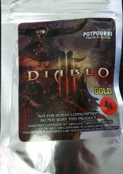 Diablo Gold (4g)