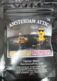 Amsterdam Attic Krunchy Munchy (3g)