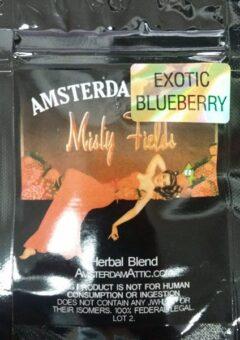 Amsterdam Attic Misty Fields Blueberry (4g)