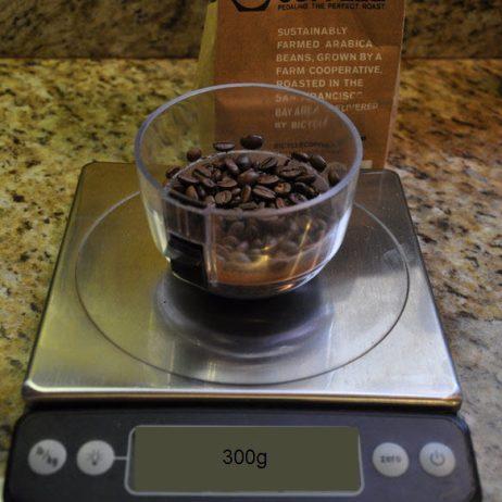 300 grams of Coffee