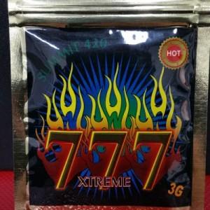 Kush 777 Xtreme Hot (3g)