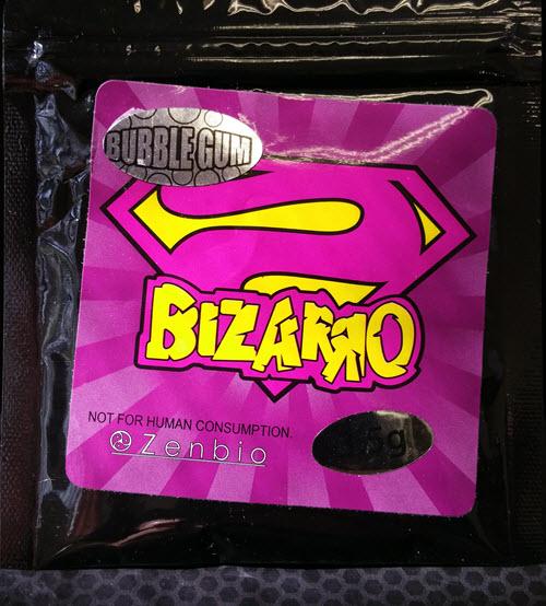 Bizarro Bubblegum (3.5g)