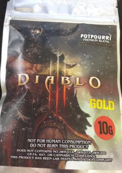 Diablo Gold (10g)