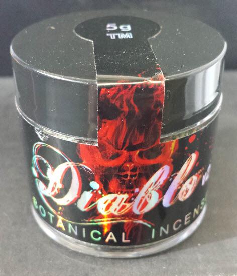 Diablo Jar V2 (5g)