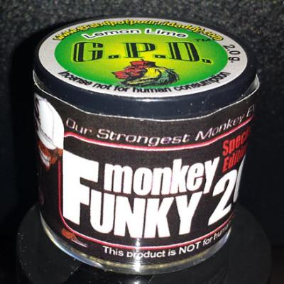 Funky Monkey Silver (4g)