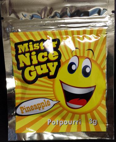 Mister Nice Guy Pineapple (3g)