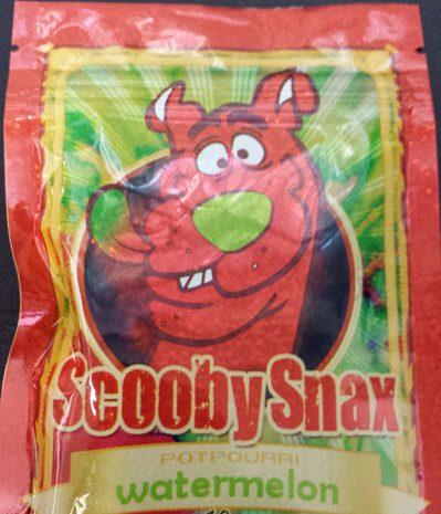 Scooby Snax Watermelon (4g)