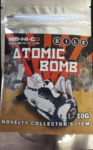 am-hi-c Atomic Bomb (10g)