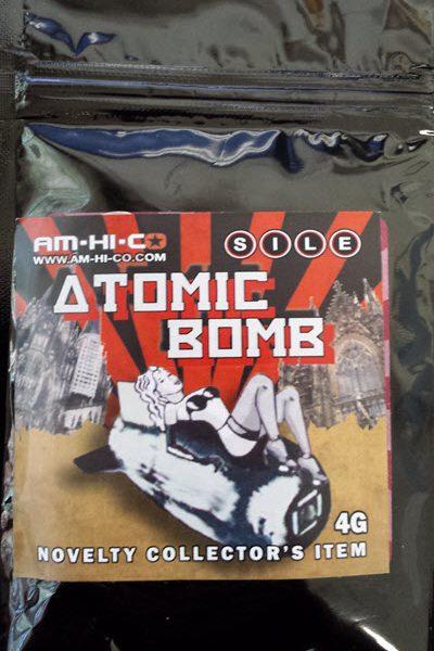 Am-hi-c Atomic Bomb (4g)