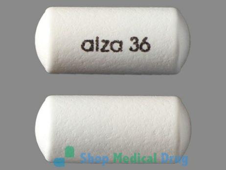 Concerta (Methylphenidate) 36mg