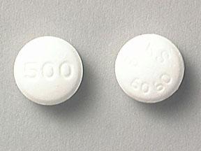 Glucophage (Metformin) 500mg