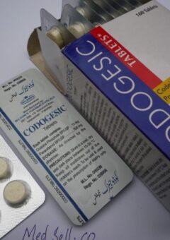 Codogesic (Codeine Phosphate) 15mg