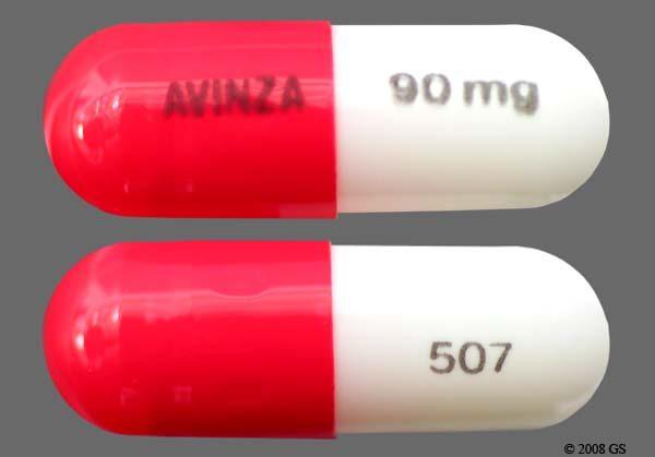 Avinza (Morphine Sulfate) 90mg capsule