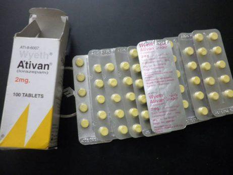 Ativan (Lorazepam) 2mg