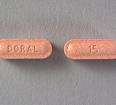Doral (Quazepam) 15mg