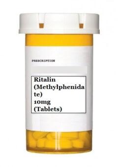 Ritalin (Methylphenidate) 10mg
