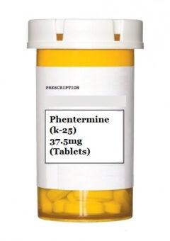 Phentermine (K-25) 37.5mg