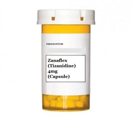 Zanaflex (Tizanidine) 4mg