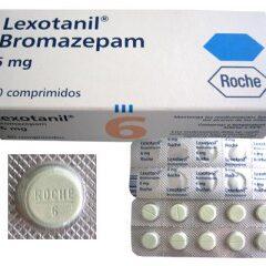 Bromazepam (Lexotan) 6mg