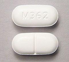hydrocodone 5mg/100mg