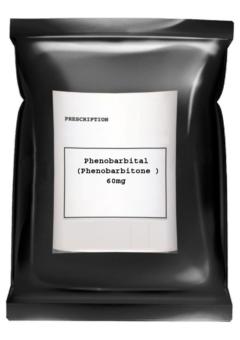Phenobarbital (Phenobarbitone ) 60mg